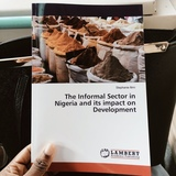 Avatar Author of The Informal Sector in Nigeria and its impact on Development, an academic book available in 22 countries worldwide. Click the link to order.
