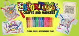 Avatar COLORTIME CRAFTS & MARKERS REVIEW