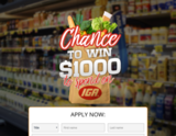 Avatar Win $1000 to Spend at IGA!
