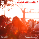 Avatar .wavlenth radio #001 - keep it movin' - soundcloud